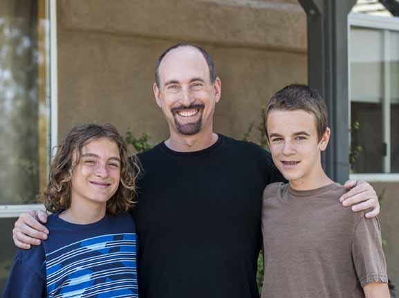 Henry, Josh & Harrison Herz