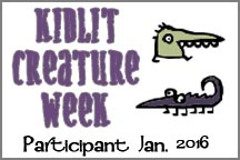 Host of KitLit Creature Week